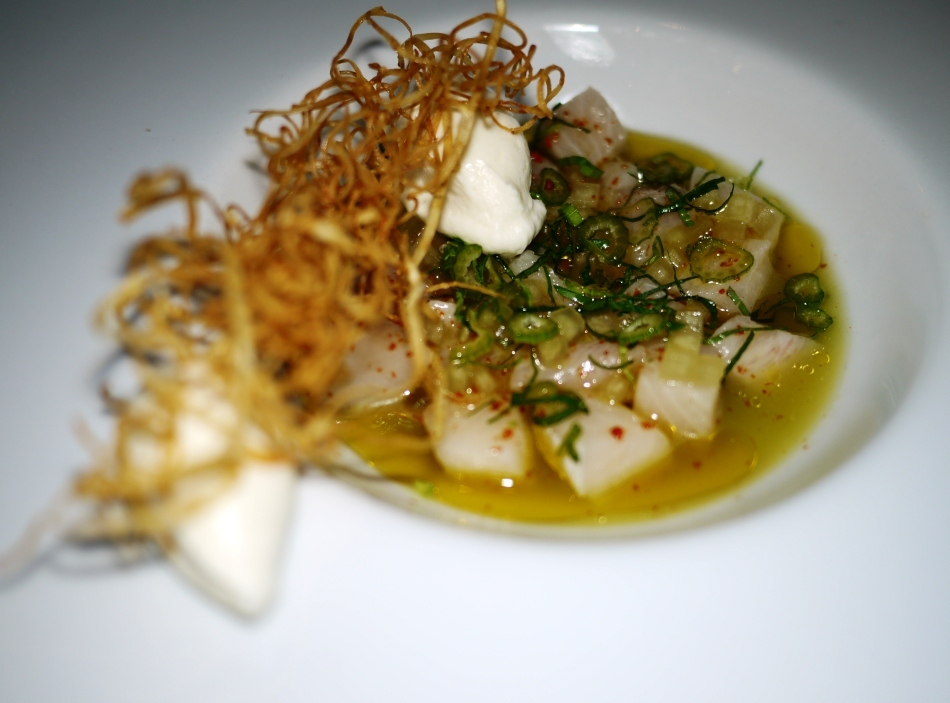 Ink Ceviche