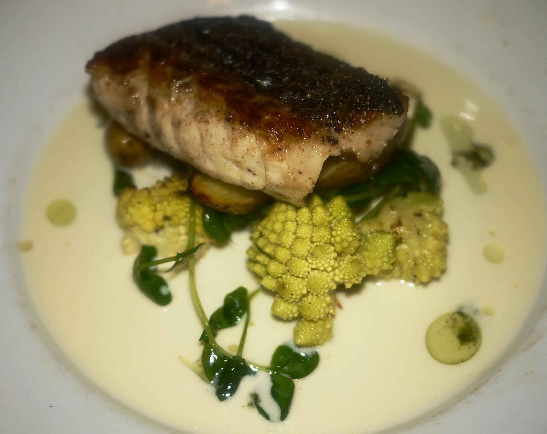 Woodberry Kitchen Rockfish