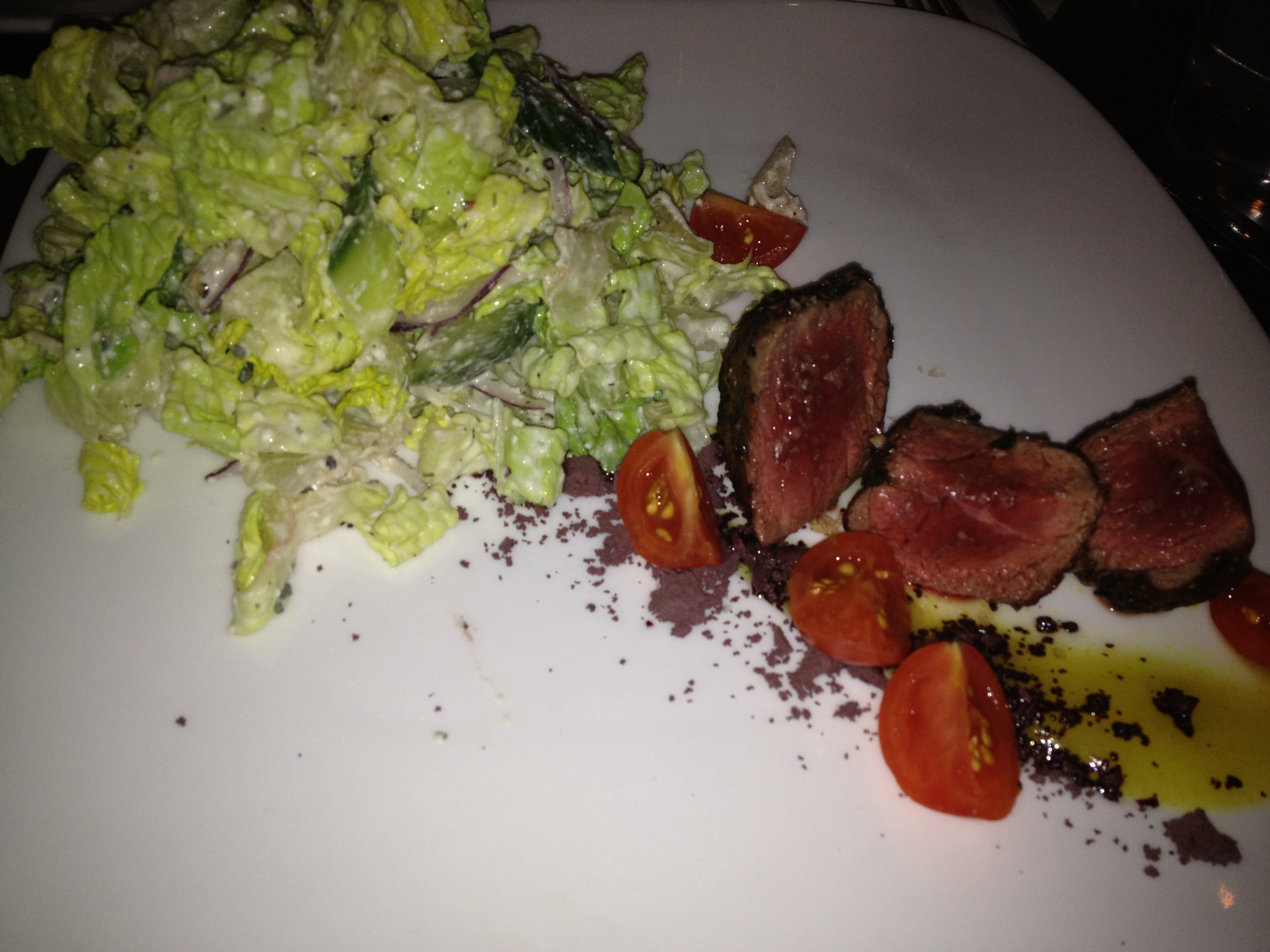 Quench mediterranean salad