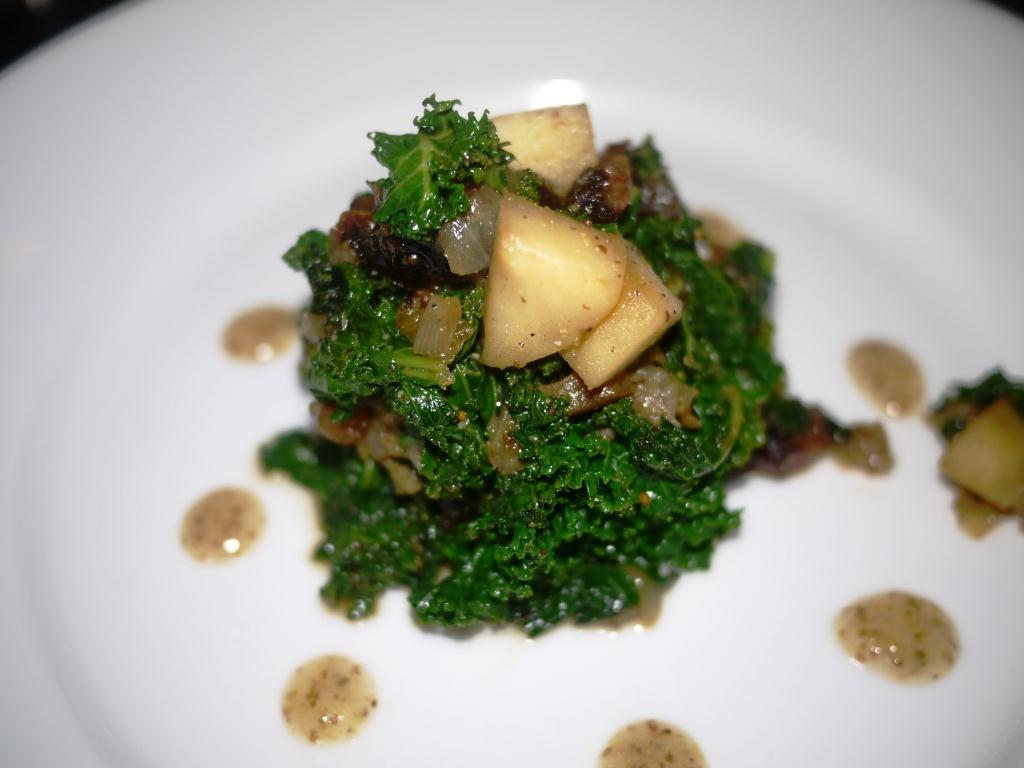 Woodward Table Kale Salad