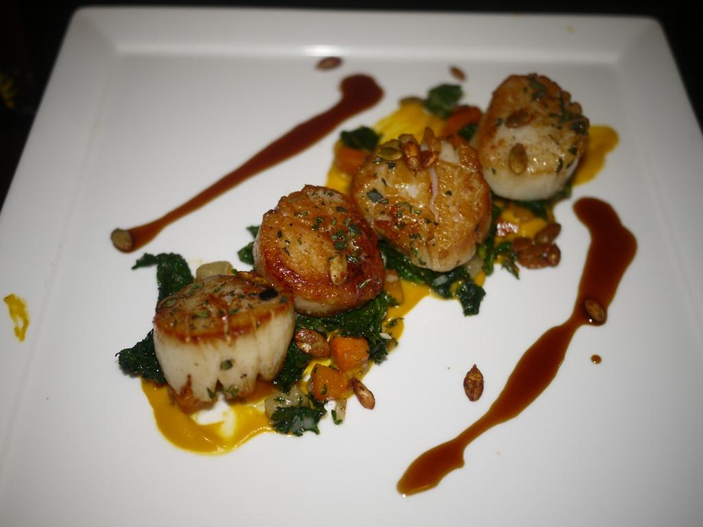 Woodward Table Scallops
