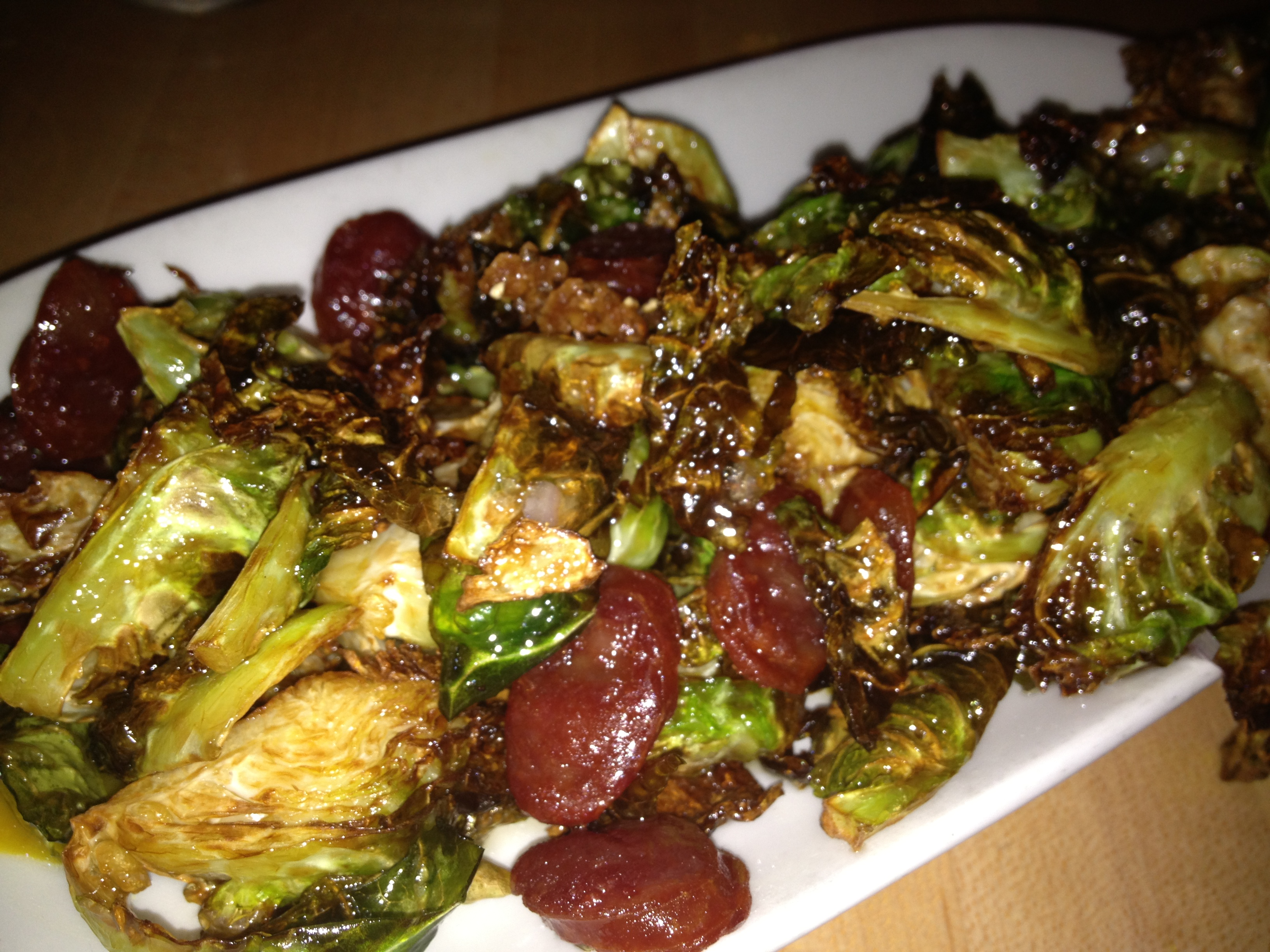 Kin Shop brussels sprouts