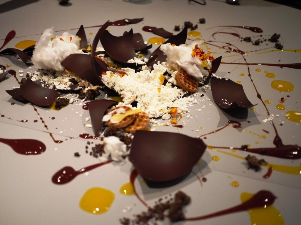 Alinea dark chocolate