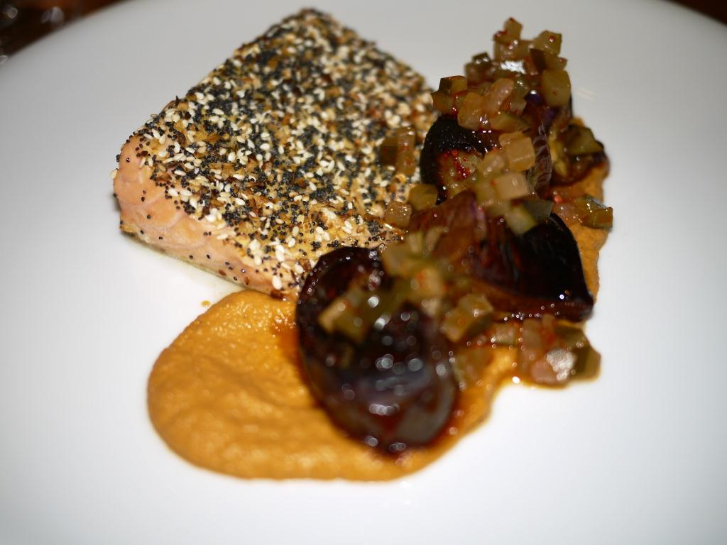 Citron and Rose everything salmon