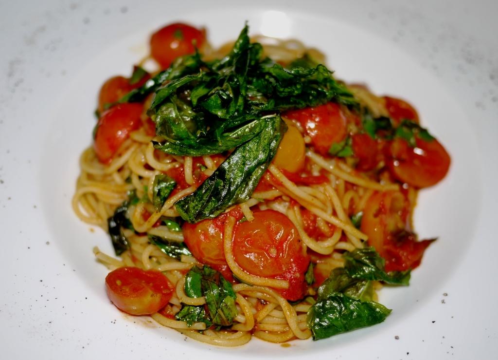 Osteria Elisir spaghetti fileto di pomodoro