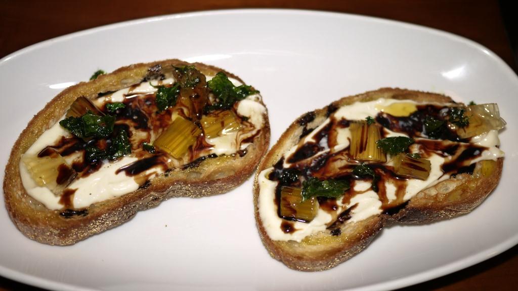 Osteria Elisir crostini
