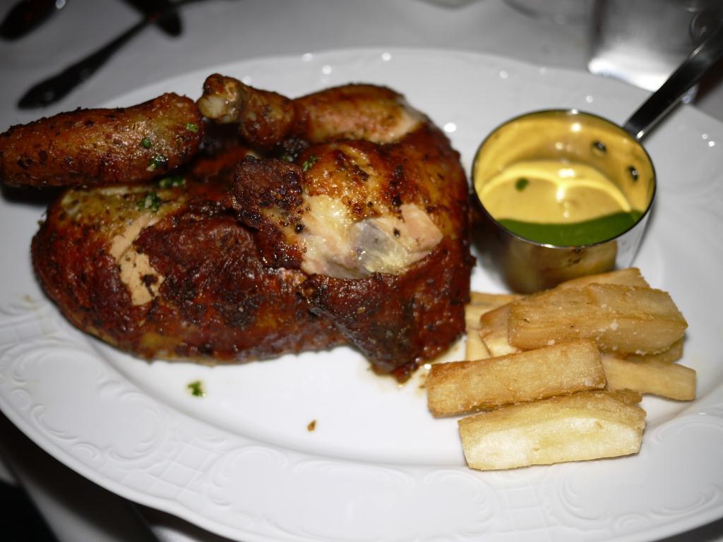 Del Campo Peruvian Chicken
