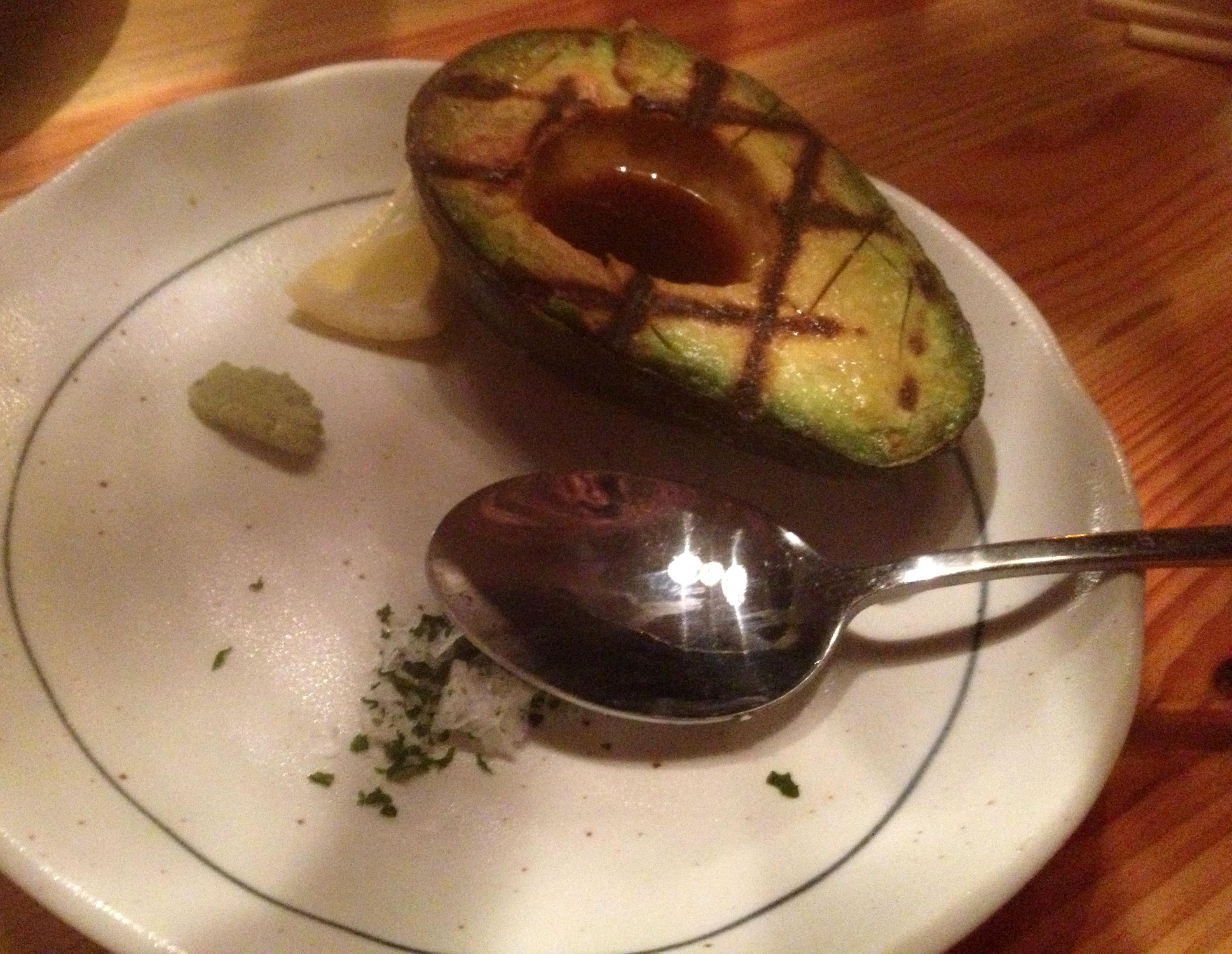 Daikaya avocado