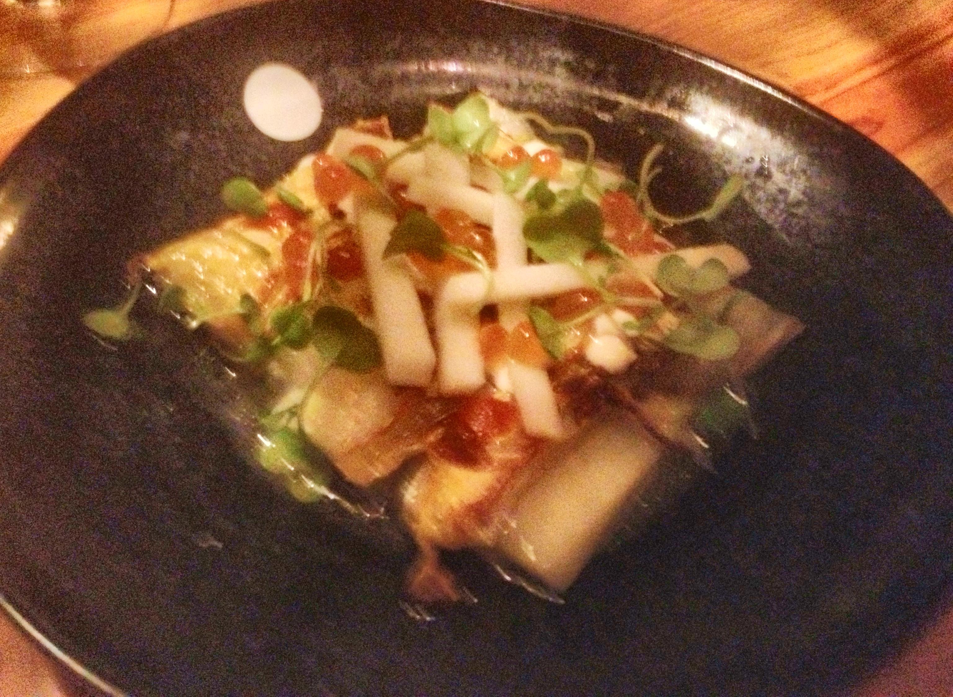 Daikaya warm cabbage