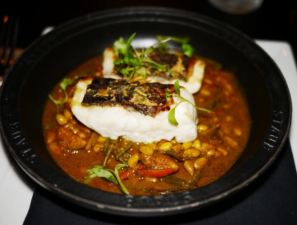 Bourbon Steak rockfish