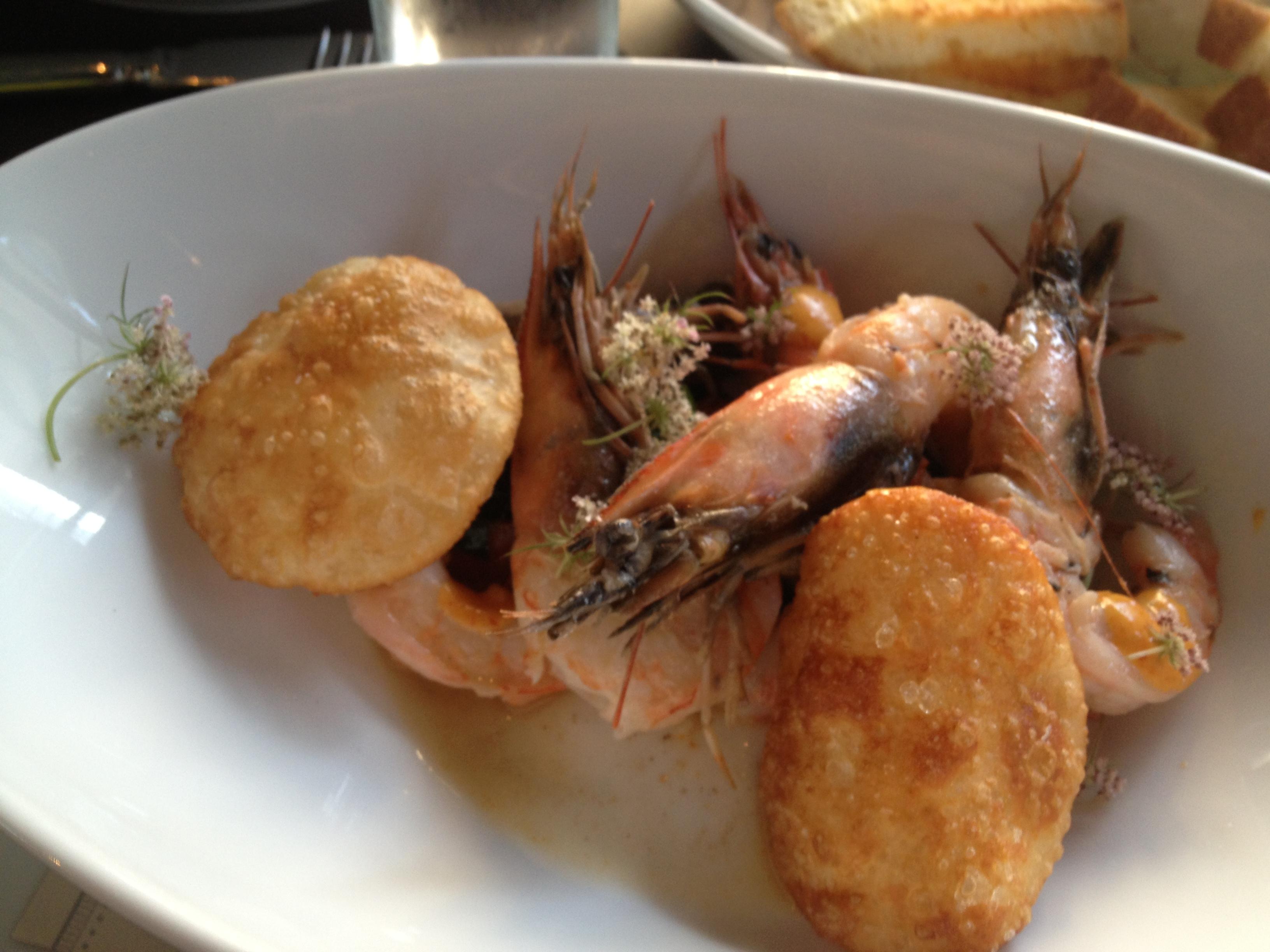 Empire State South GA shrimp