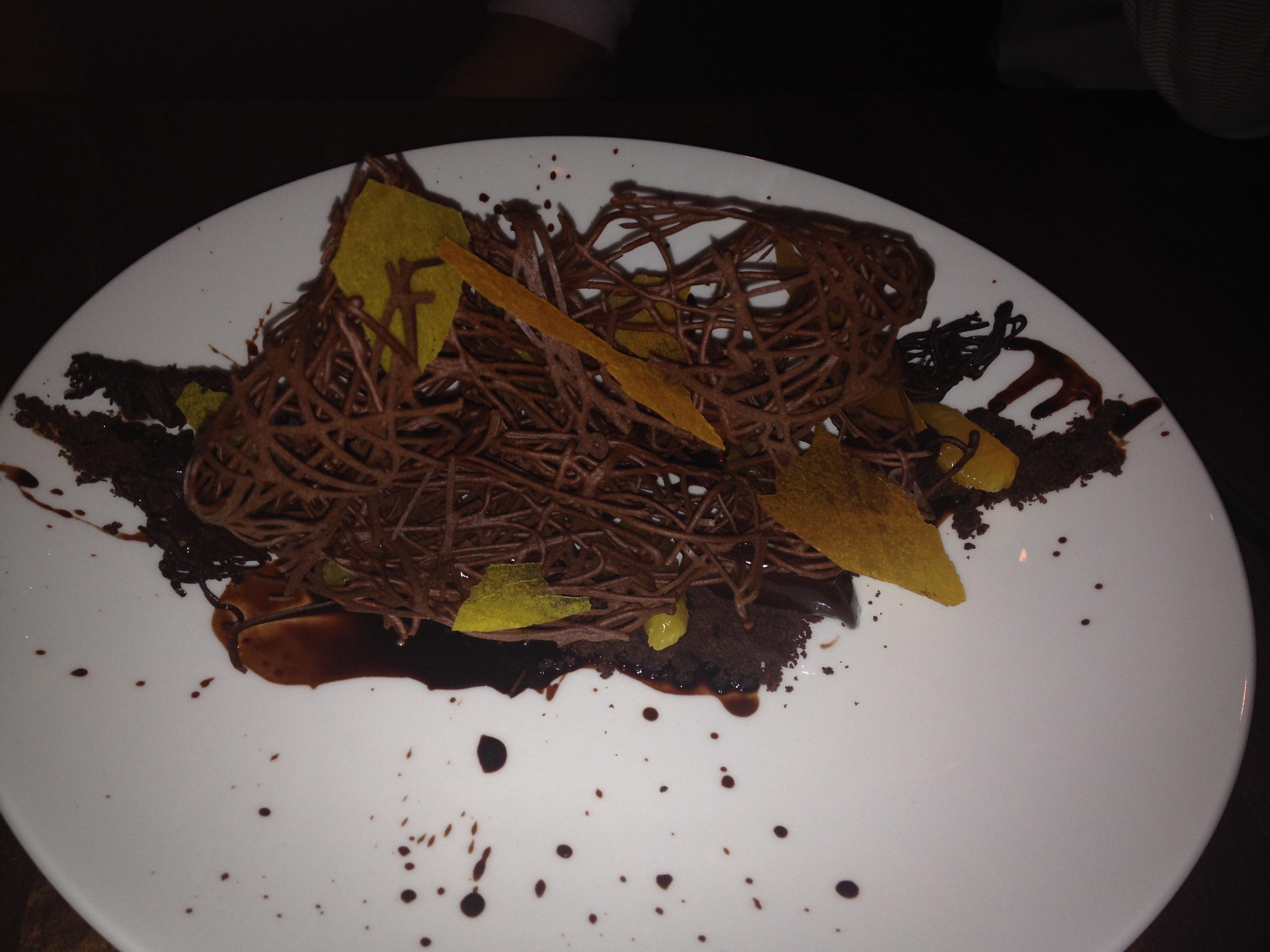 Thally chocolate ganache