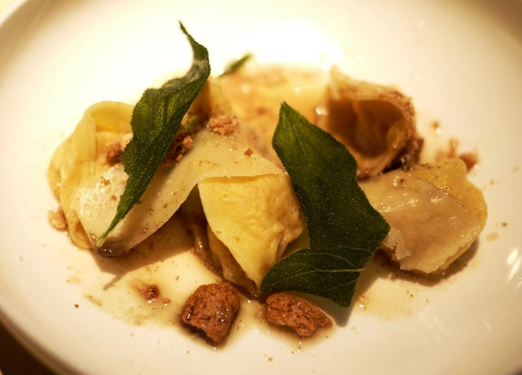 Iron Gate Autumn Squash Tortelloni