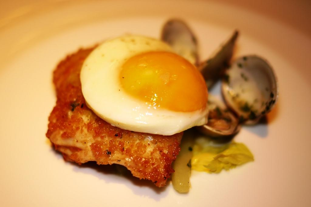 Iron Gate Garlic Crusted Rockfish