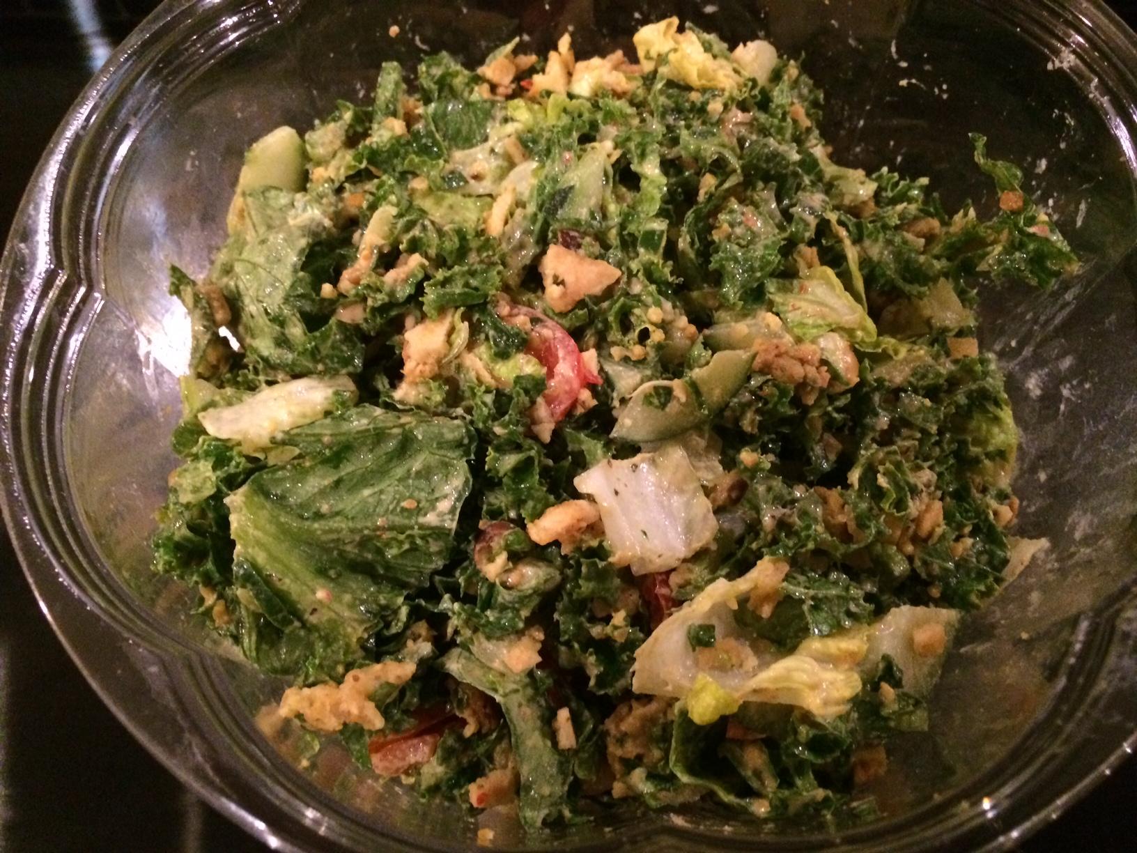 Chop't Cairo salad