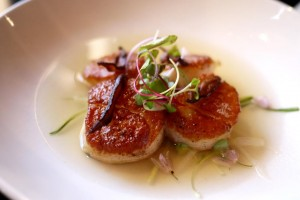 Water and Wall Scallops
