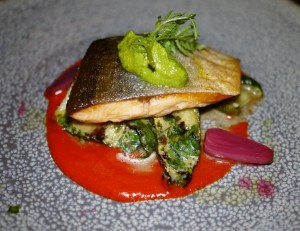 G by Mike Isabella Arctic Char
