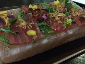 Fabrick sashimi