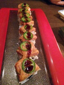 Sushiko sweet and spicy roll.JPG