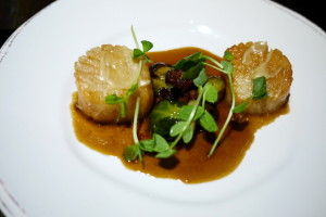 City Perch Scallops