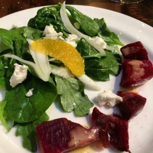Daily dish beet salad
