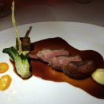 Marcel's duck breast