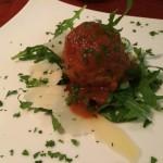 Bon Vivant meatball
