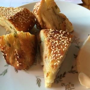 Parachute Bing bread