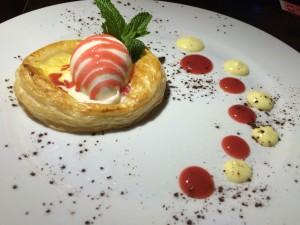 SER dessert