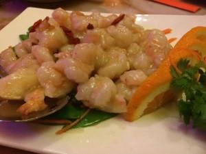 Peter Chang shrimp
