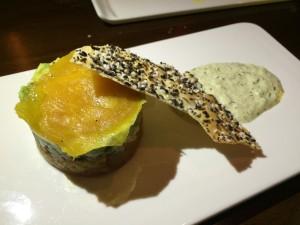 Vedge salt roasted gold beets