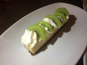 Convivial key lime pie