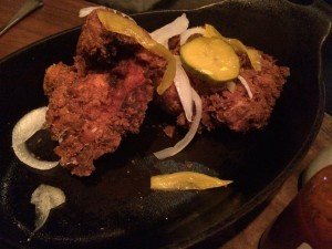 Imperial fried chicken