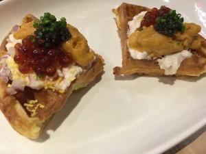 Yona uni waffle