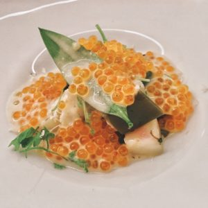 pineapple and pearls trout roe