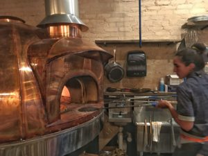 Timber oven 2