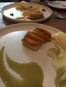 kyirisan dessert