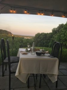 This Is Our Introduction To The Restaurant At Patowmack Farm In Lovettsville Virginia I M Enthralled Before Ve Even Taken A Seat