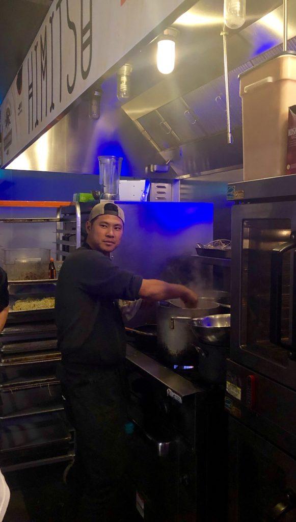 Chef Kevin Tien, Himitsu