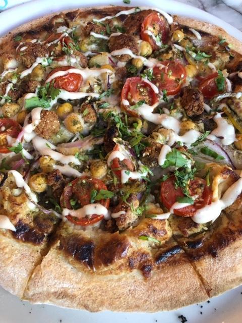 Noma Mediterranean Pizza