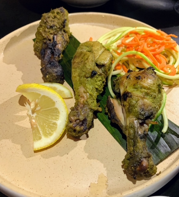 Commonwealth Indian drumsticks