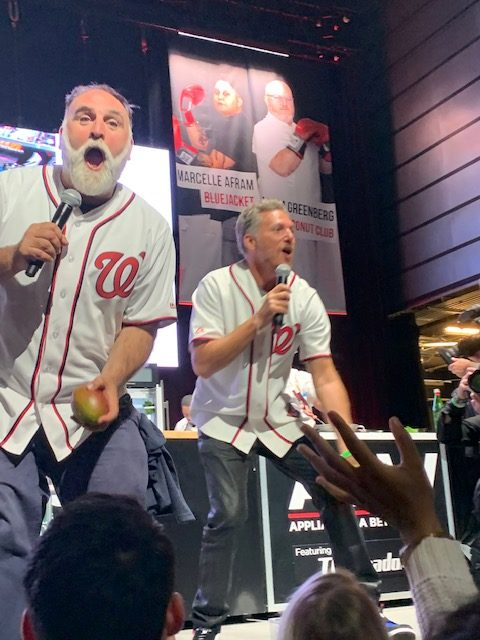 DC Capital Food Fight 2019  Jose Andres and Spike Mendolsohn