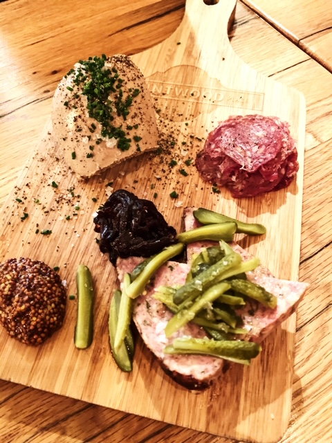 Mintwood Place Chef's Charcuterie Board
