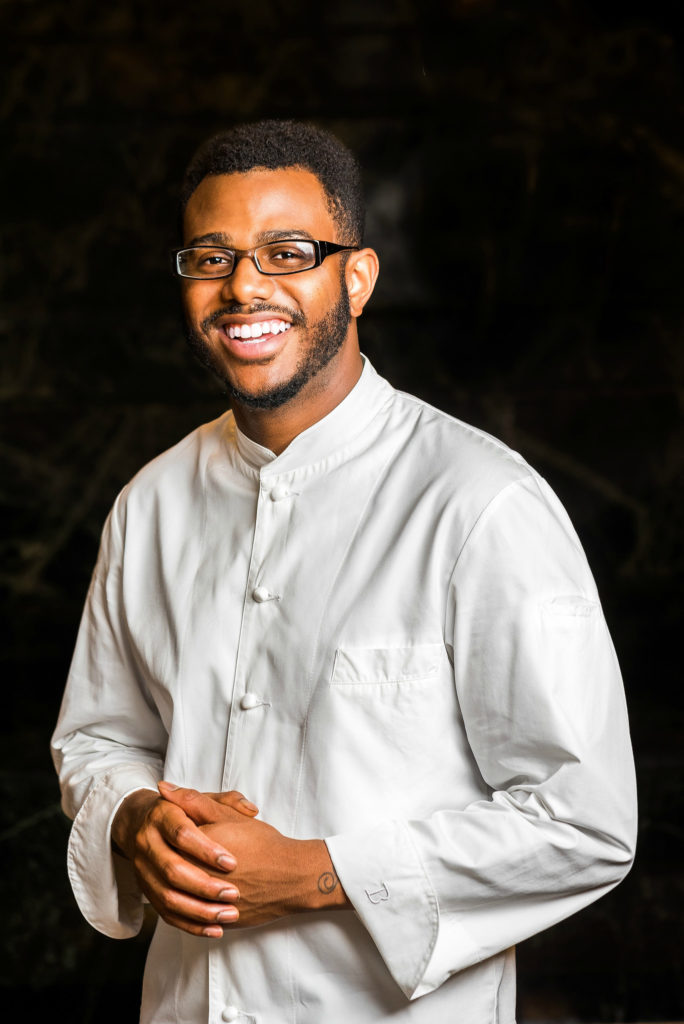 Chef Kwame Onwuachi  Photo Credit: Rey Lopez