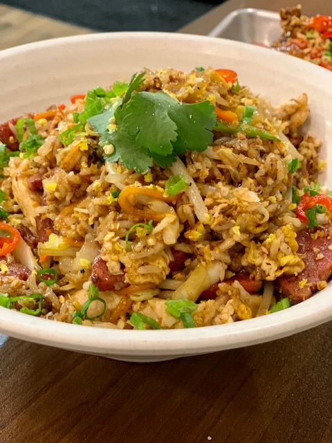 Kuya Ja Papa B's Fried Rice
